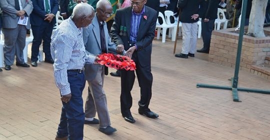 Remembering South Africa's Fallen Soldiers